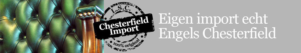 import chesterfield engeland