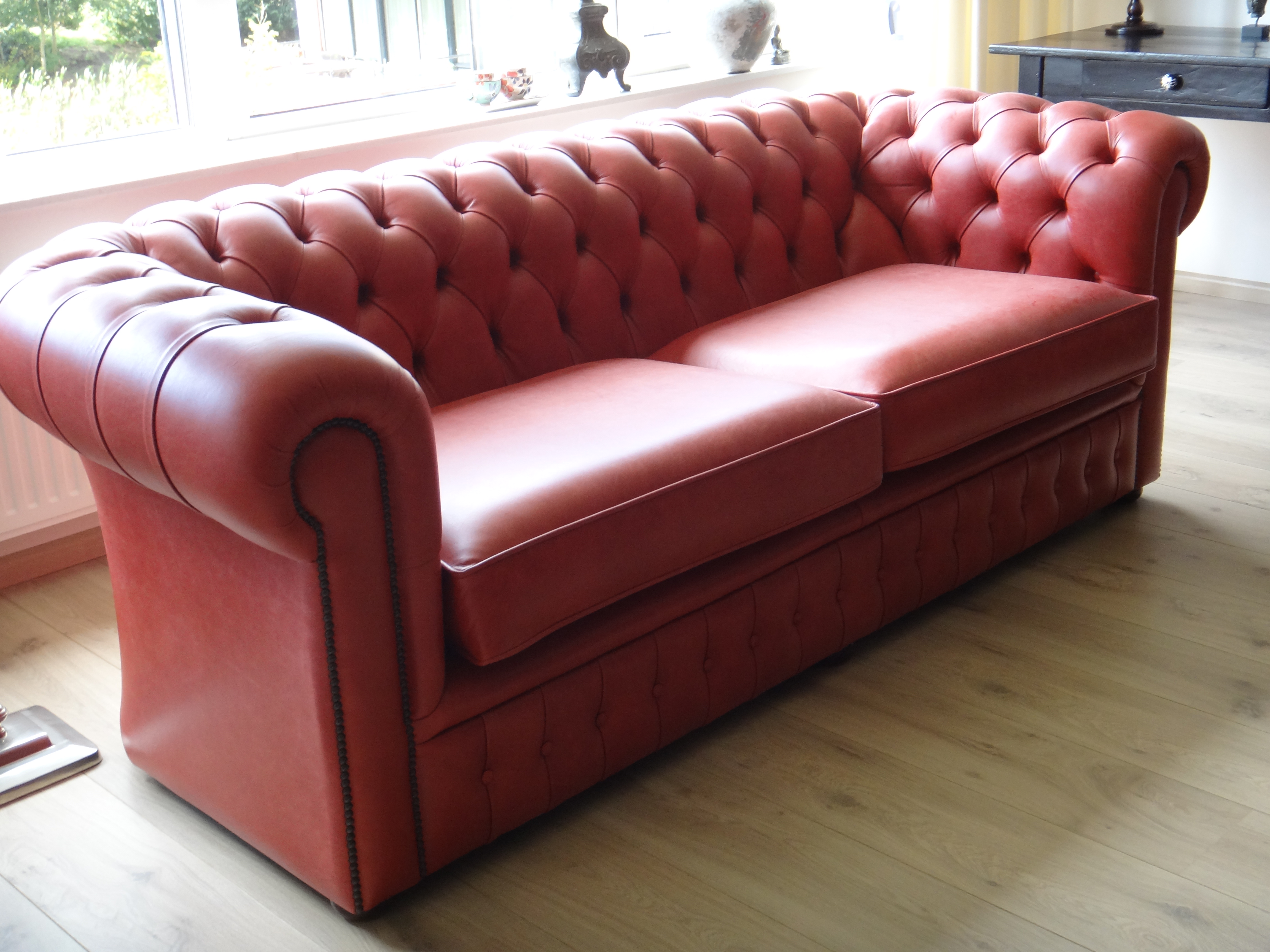 Chesterfield-Traditional-in-woonhuis-in-Bodegraven