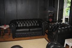 3 stuks Chesterfield Traditional zit groep geleverd aan Hotel in Rotterdam