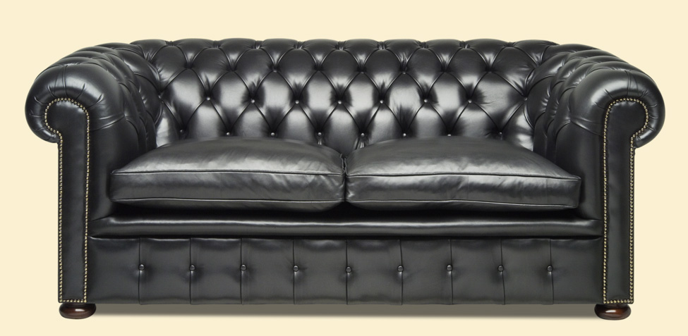 Chesterfield traditional 2 zit kussen sbb chesterfield for Zit kussens