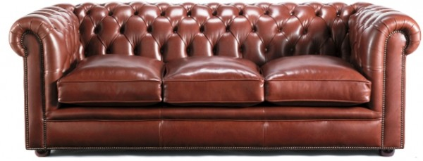 Chesterfield traditional plain border
