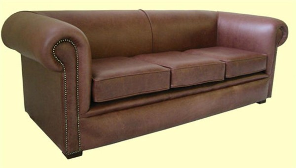 Chesterfield traditional reflex cushions