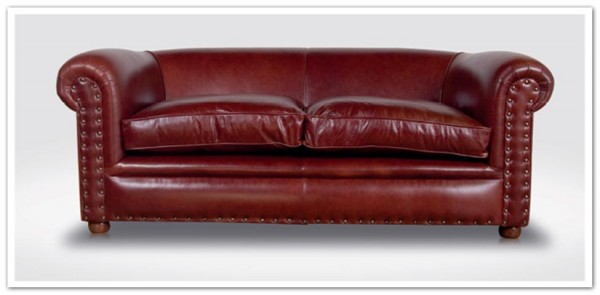 Chesterfield traditional soft cushions