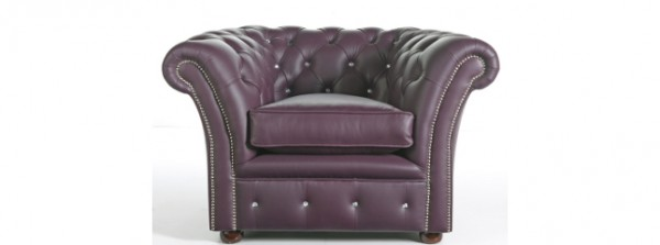 Chesterfield traditional wide arms